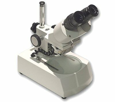 SilverGEO MF2-LED STEREO MICROSCOPE - x10 to x40 Magnification