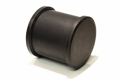 3lb RUBBER Barrel for Barrelling Machines (Beach AND Evans) - METALSMITH