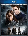 Twilight  Special Edition (Blu-ray Disc, 2009)