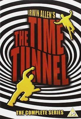 """The Time Tunnel Complete Series Collection 9 Disc Dvd Box Set """"New&Sealed"""""""