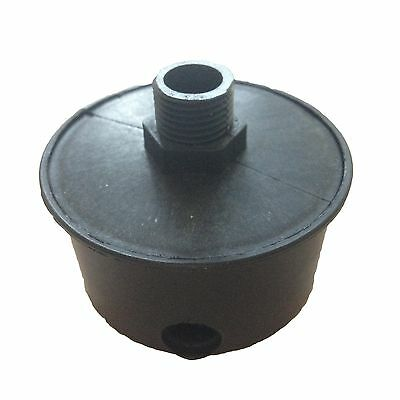"Replacement 3/8"" PT Male Thread Air Intake Silencer Filter for Compressor"