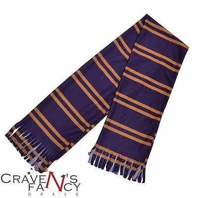 Kids School Scarf Boy Girl Potter Hogwarts Geek Harry Fancy Dress BOOK DAY WEEK