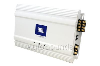 NEW JBL MA6004 Marine Series 320 Watts 4-Channel Class AB Marine Boat Amplifier