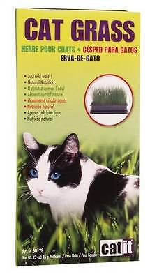 Hagen Catit Natural Nutrition Cat Grass 3 oz #50128