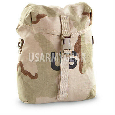 New Molle ll Desert 3 Color Tan Sustainment Utility Saw Ifak DCU Pouch US Army