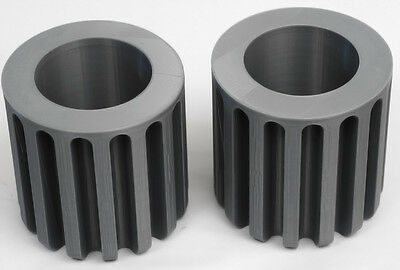 2 Centrifuge Adapters for 250mL Bottles & Tubes.  IEC