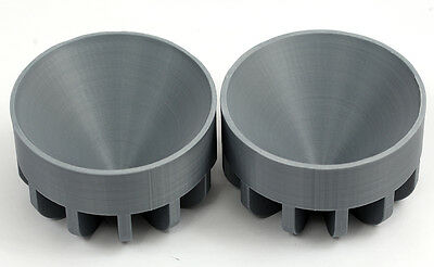 Set of 2 Cushion Support for 500ml Centrifuge Tubes IEC Thermo (Corning 431124)