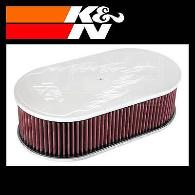K&N 66-1460 Air Filter Assembly - Custom Assembly - K and N High Flow Assembly