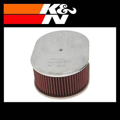 K&N 66-1520 Air Filter Assembly - Custom Assembly - K and N High Flow Assembly
