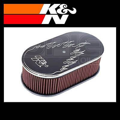 K&N 66-1470 Air Filter Assembly - Custom Assembly - K and N High Flow Assembly