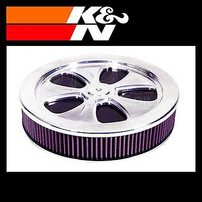 K&N 66-5090 Air Filter Assembly - Custom Assembly - K and N High Flow Assembly