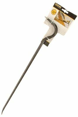 WRECKING CROW BAR 60cm STRONG STEEL BOARD NAIL PULLER TIMBER WORK LIFTING LEVER