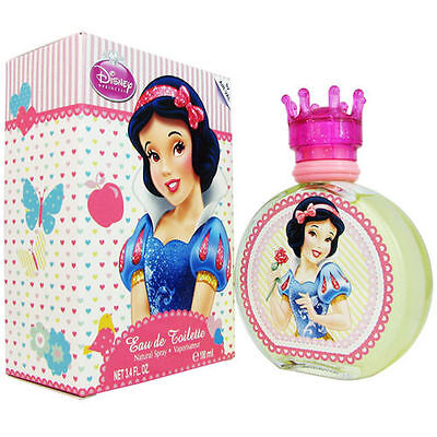 Girls Disney Princess  Eau De Toilette Spray-Fragrance-Perfume-EDT 100ml