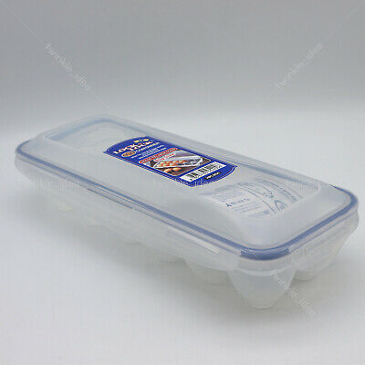 Rock /& Rock Egg Container Storage 12 Count HPL954 Organizer Eggs moo