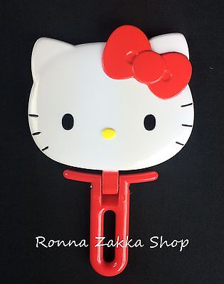New Japan Licensed Sanrio Original Hello Kitty portable mirror holder stand