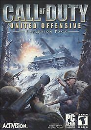 Call of Duty: United Offensive Expansion Pack - PC (Deluxe) Free Shipping!
