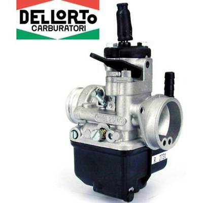02731 CARBURATORE DELL´ORTO PHBL 25mm BS MOTO-SCOOTER-VESPA