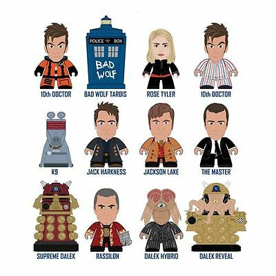 Doctor Who Titans  Vinyl Figures  Geronimo Gallifrey