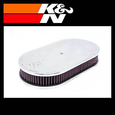 K&N 66-1510 Air Filter Assembly - Custom Assembly - K and N High Flow Assembly