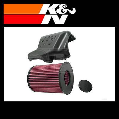 K&N Air Intake Kit - Airbox Assembly - 57S-4000 - K and N Induction Part