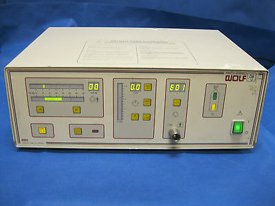Richard Wolf 2231 Electronic High Flow Co2 Insufflator