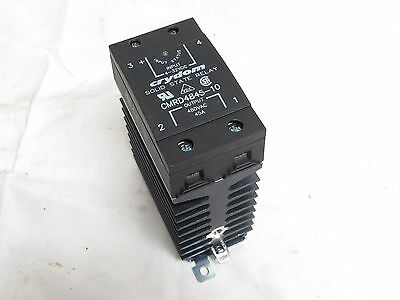 Crydom Cmrd4845-10 Solid State Relay 4-32Vdc 480Vac 45A **nnb**
