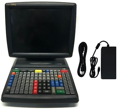 Verifone Topaz XL II Touch Screen Console P050-02-310 for Sapphire/Commander