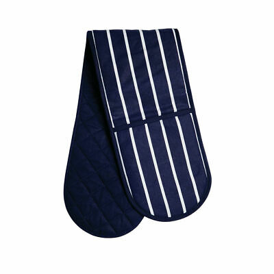 Amazing New Double Oven Glove 100/% Cotton Insulated Home Kitchen Mama Moo Design