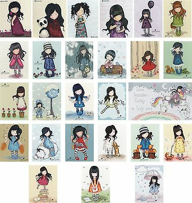 Bothy Threads Gorjuss Cross Stitch Kits - 26 Designs Including New 2015 Releases