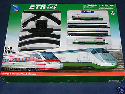 New Ray Treno Etr500 B/o Scala N 08463