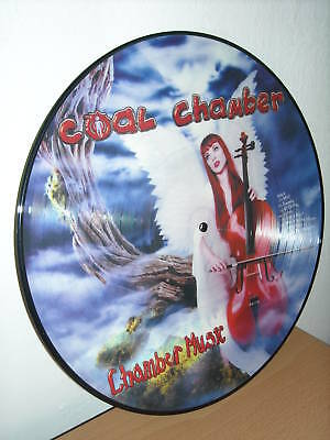 # Coal Chamber CHAMBER MUSIC Orig.Picture Disc '99 (EX) LP