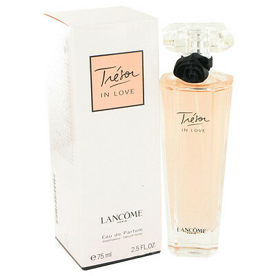 Lancome TRESOR IN LOVE Womens 2.5 oz 75 ml Perfume Eau De Parfum Spray
