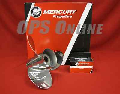 Mercury Vengeance Prop 18 Pitch RH - Part# 48-16988A46