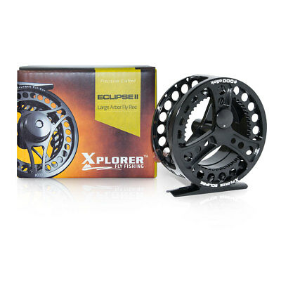 Xplorer Eclipse 2 Clicker Fly Reel Xplorer Fly fishing