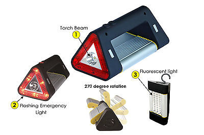 Clulite Wl-3 Rechargeable Work Light Torch Cluson Worklight Torch (Ch)