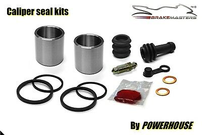 Suzuki GSF 600 Bandit front brake caliper piston seal rebuild kit 2000 2001 2002