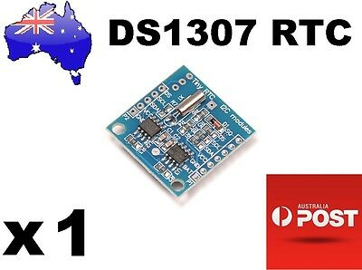 DS1307 AT24C32 RTC I2C Module for Arduino/PIC 51 AVR ARM + Battery AU Stock