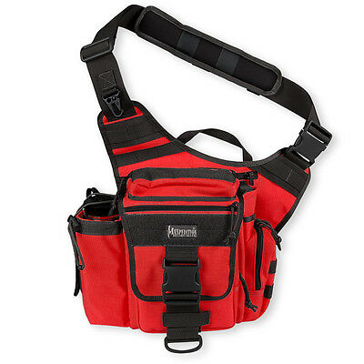 Maxpedition Versipack : EMT FIRE RED