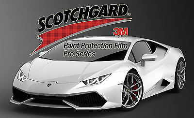 3M Scotchgard Pro Series Clear Protection Film Great Father's Day Gift!