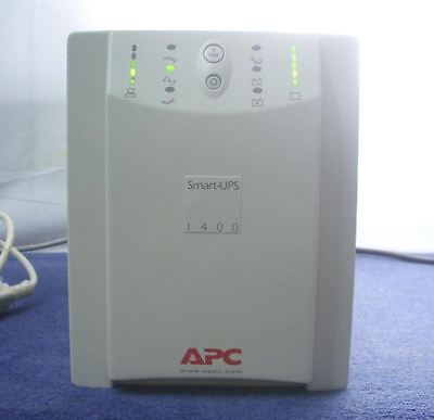 APC 1400 UPS (CREAM) --Guaranteed new batts-- A-Grade