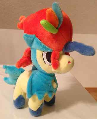 Pokemon Keldeo Resolute Pokedoll Plush Pokemon Center Japan 2012 Plüschtier