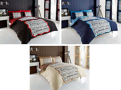 Sleep Time Duvet Cover Quilt Cover Bedding Set Single Double King Super