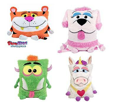Pillow Eating Soft Toy Pet Pillow Cover Pillow case Bedroom Nursery Shamzees 18m