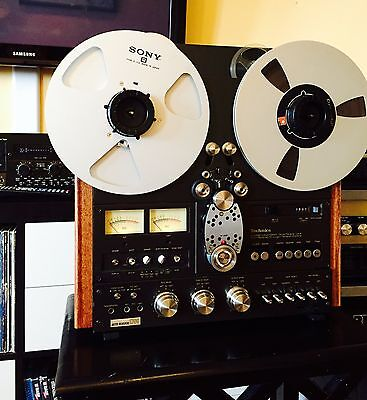 Technics RS-1700  Reel To Reel Stereo Tape Deck Recorder