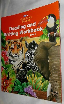Open Court Reading Reading and Writing, Bk. 2 by MGH (2000, Softcover, Workbook)