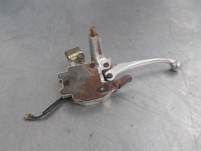 Honda Dylan Ses 125 Rear Brake Lever Perch