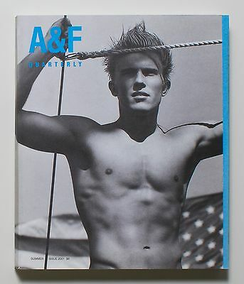Abercrombie and Fitch quarterly summer 2001 A&F