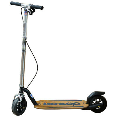 Original California Go Ped Know Ped Kick Scooter New Fast Shipping Goped BLACK