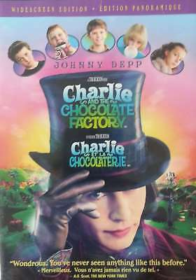 Charlie and the Chocolate Factory (Widescreen Edition)