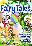 The World's Greatest Fairy Tales, New DVD, ,